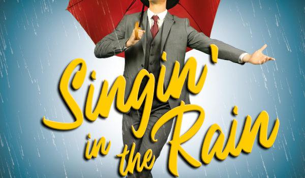 SINGIN' IN THE RAIN  Cantando Sotto La Pioggia   IL MUSICAL