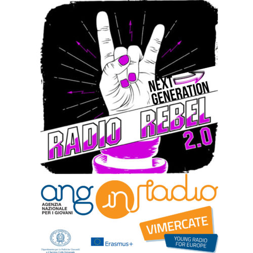 Radio Rebel 2.0 – Next Generation | Arte in Comune #3