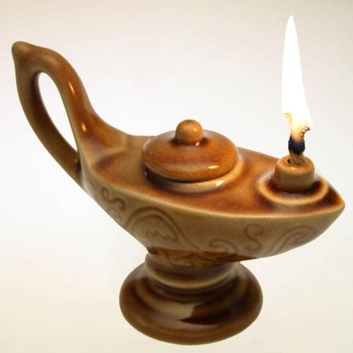 Super! n°16 | La lampada di Aladino