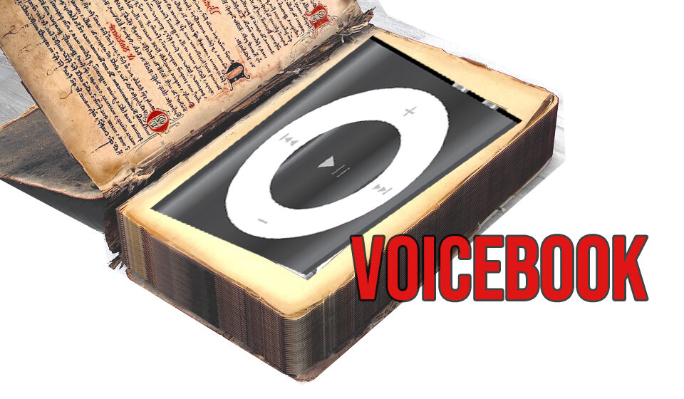 VoiceBook